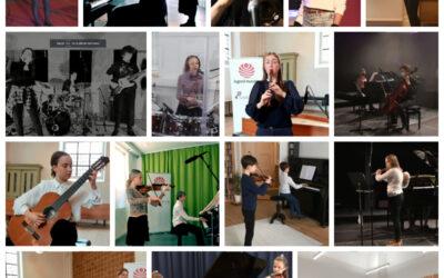Jugend Musiziert Landeswettbewerb in Kopenhagen 2021